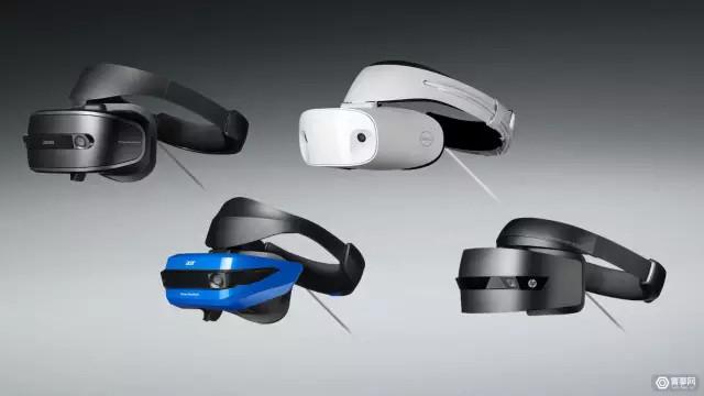 微软VR头盔降临Steam背后的组合拳:巨头收割的脚步近了