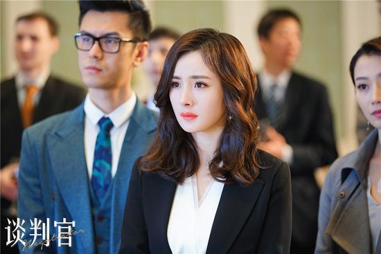 """《谈判官》结局成谜 杨幂黄子韬经历""""打怪人生"""""""