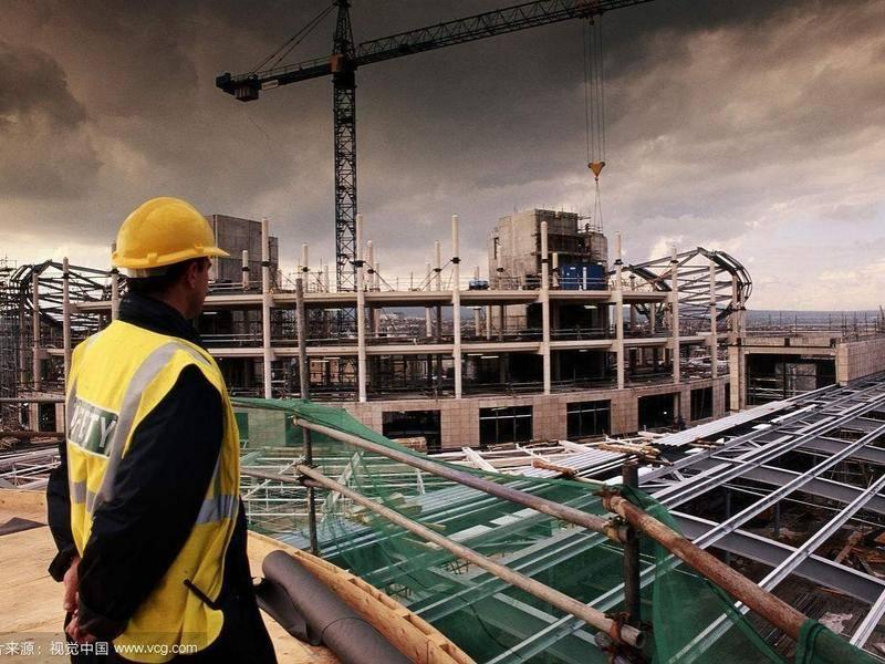 当建筑工人老了,机器人开始来盖楼了