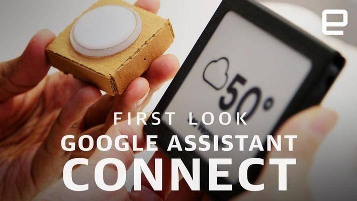 用一颗纸板上的按钮,开启谷歌智能家居的西部探险